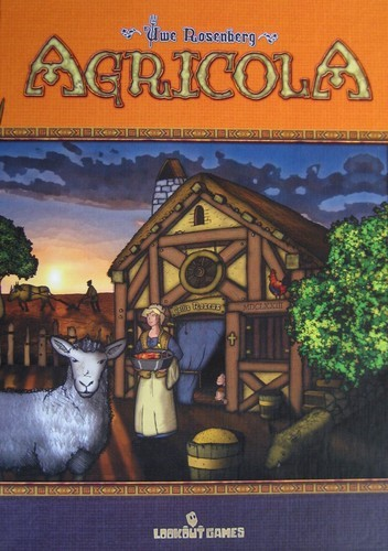 Agricola Board Game
