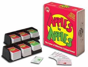 Apples to Apple Board Game