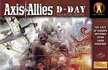 Axis & Allies D Day Board Game