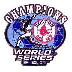 Red Sox Win the 2004 World Series